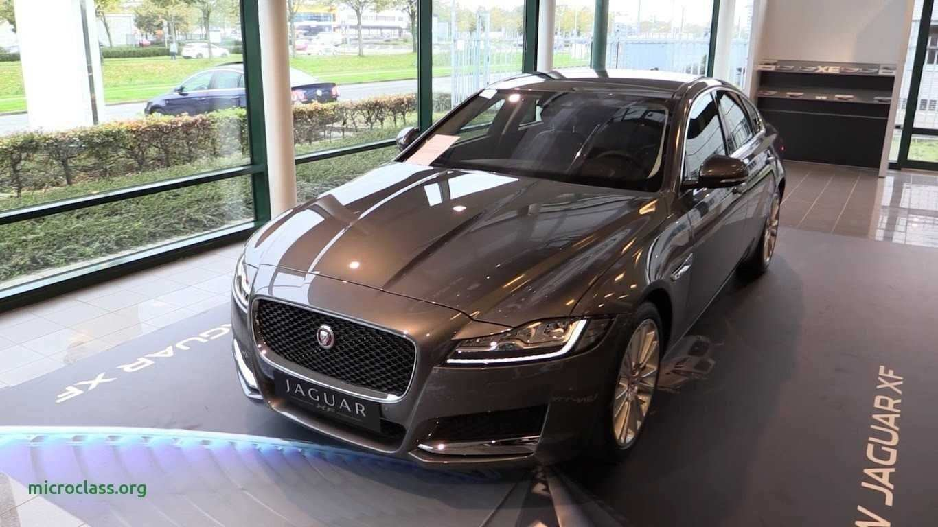 42 New 2020 Jaguar Xf Rs Release Date