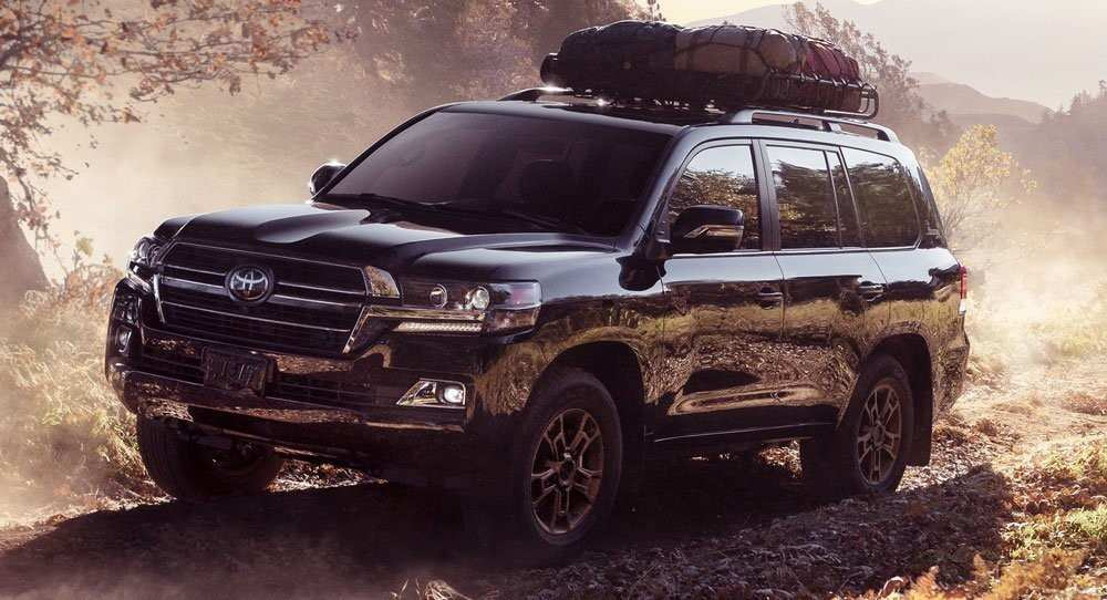 42 New 2020 Land Cruiser Specs And Review