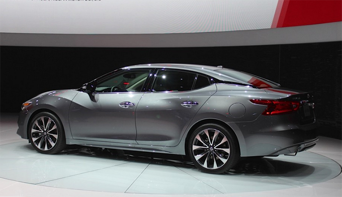 42 New 2020 Nissan Maxima Detailed Speed Test