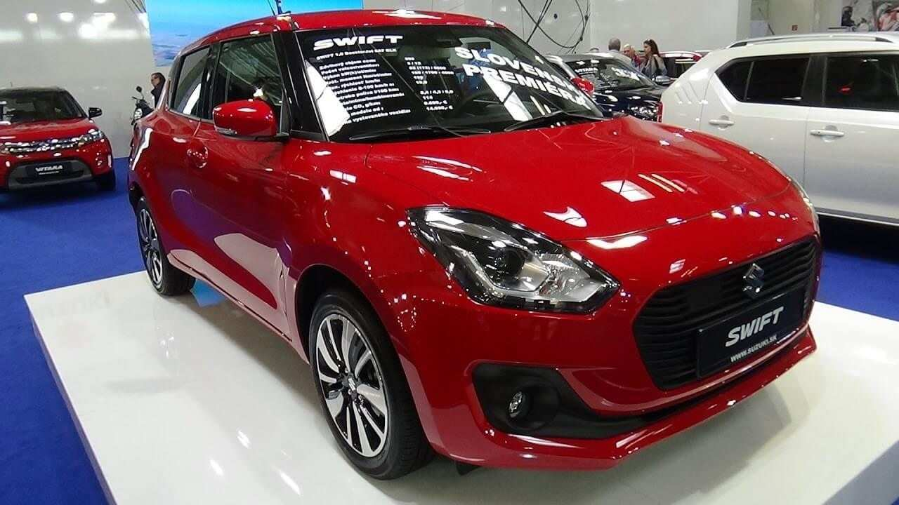 42 New 2020 Suzuki Swift Speed Test