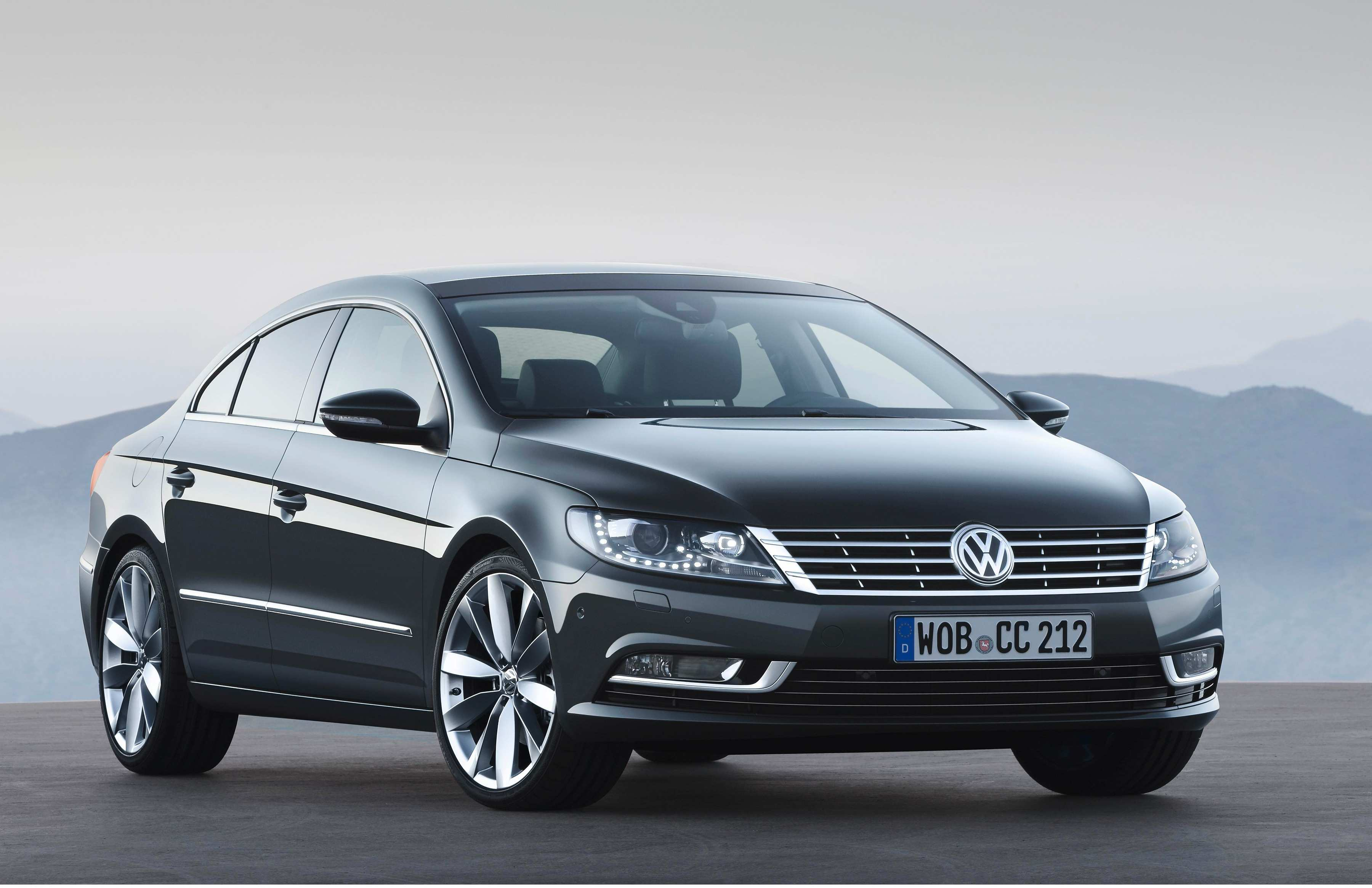 42 New 2020 The Next Generation VW Cc First Drive