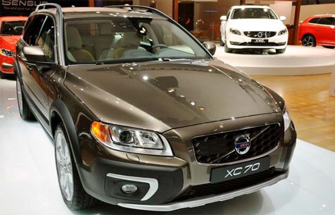 42 New 2020 Volvo Xc70 Interior