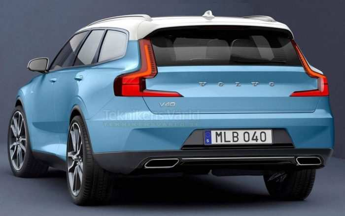42 New 2020 Volvo Xc70 Wagon Review And Release Date