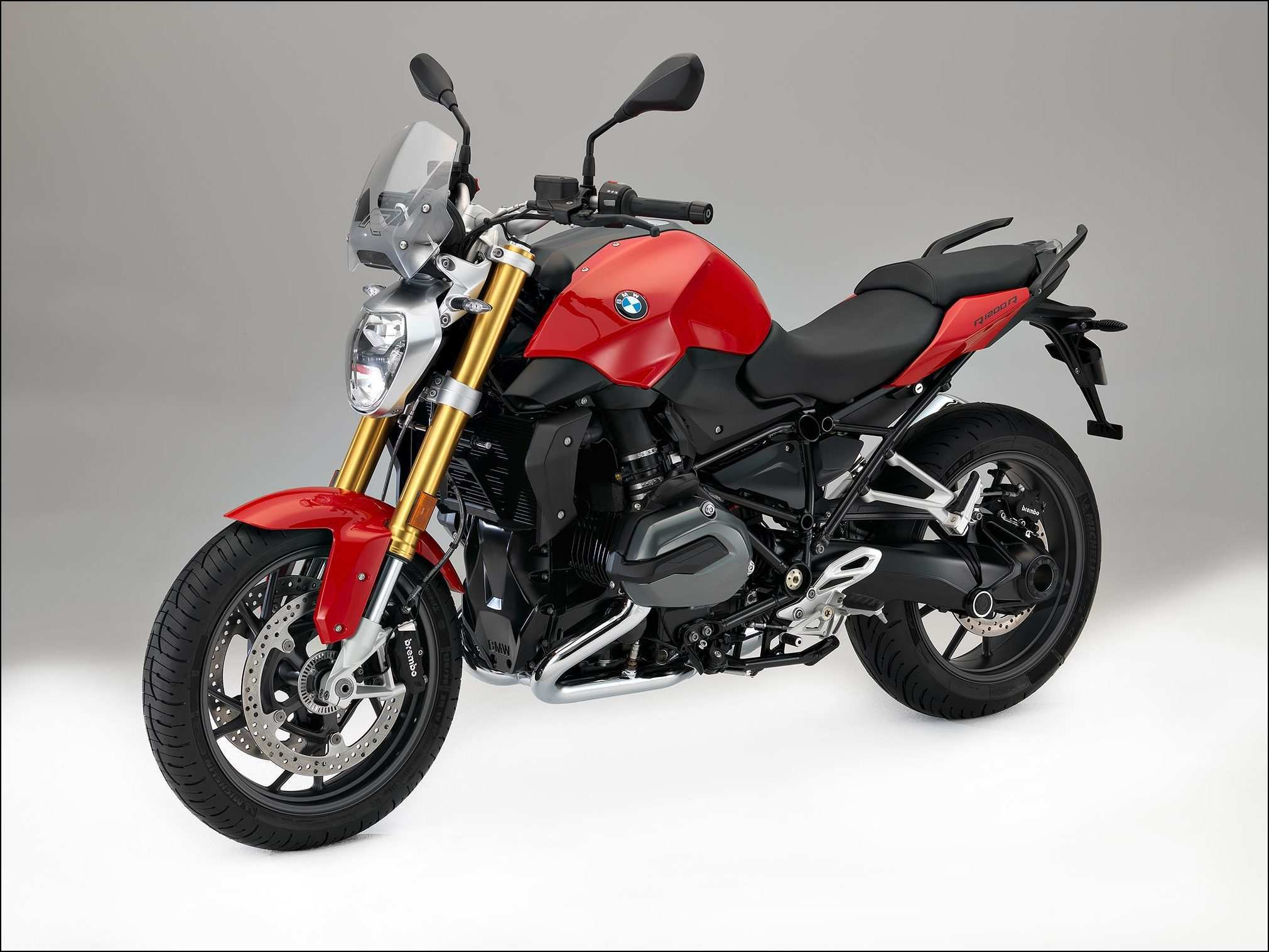 42 New BMW R1200Rs 2020 Spesification
