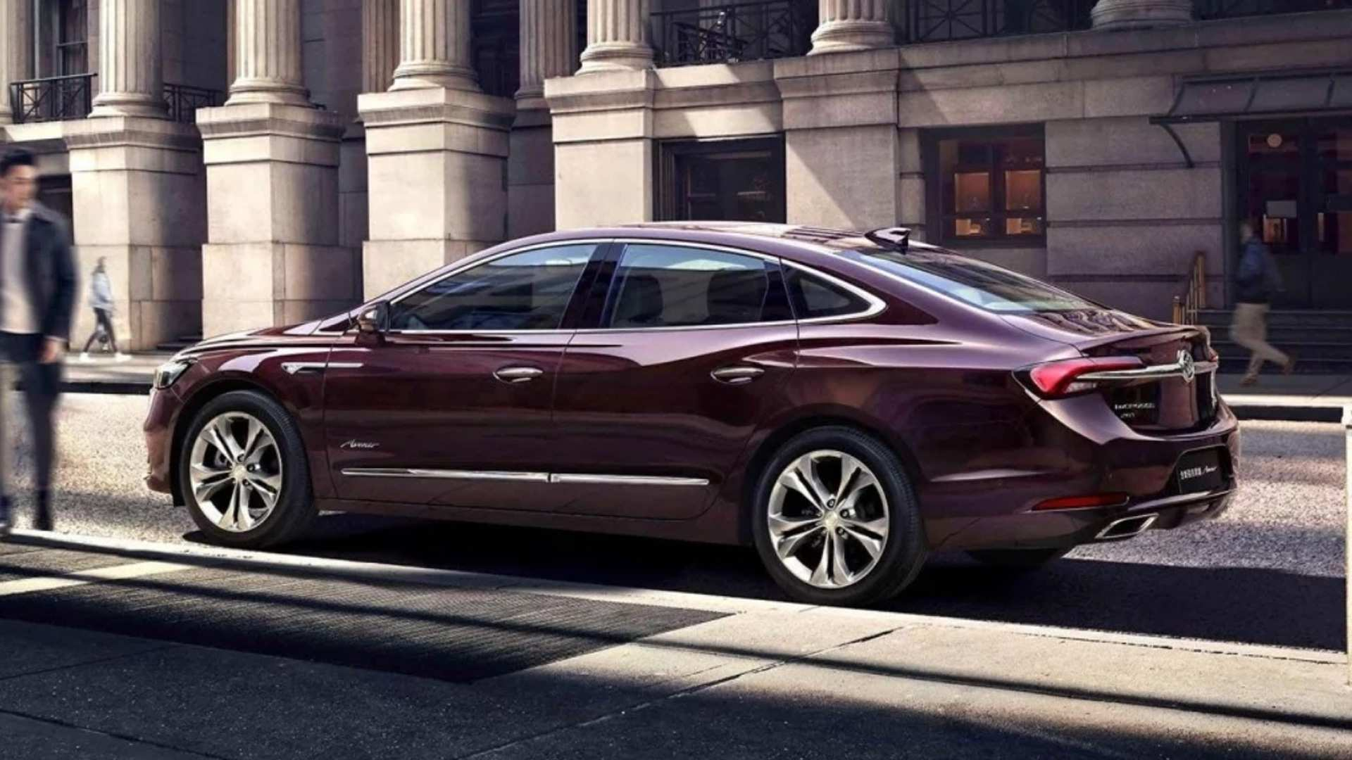42 New Buick Avenir 2020 Redesign And Concept