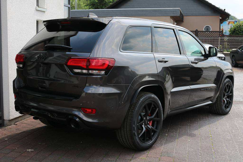 42 New Jeep Grand Cherokee Pricing