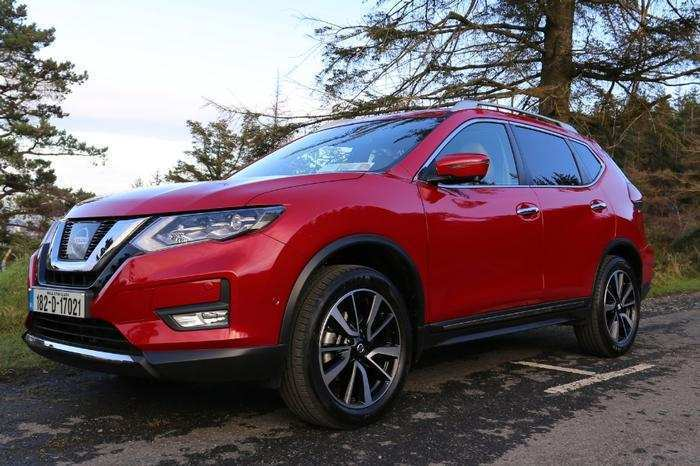42 New Nissan X Trail 2019 Review Configurations