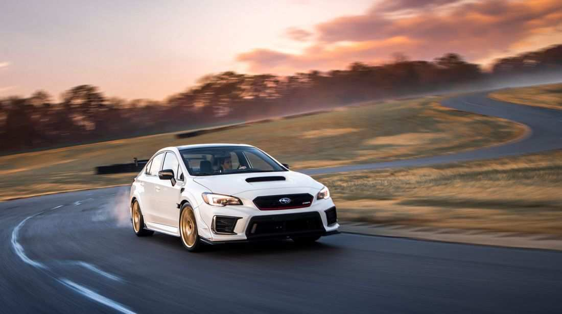 42 New Subaru Impreza Sti 2019 Picture