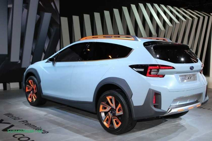 42 New Subaru Xv Turbo 2019 Release Date