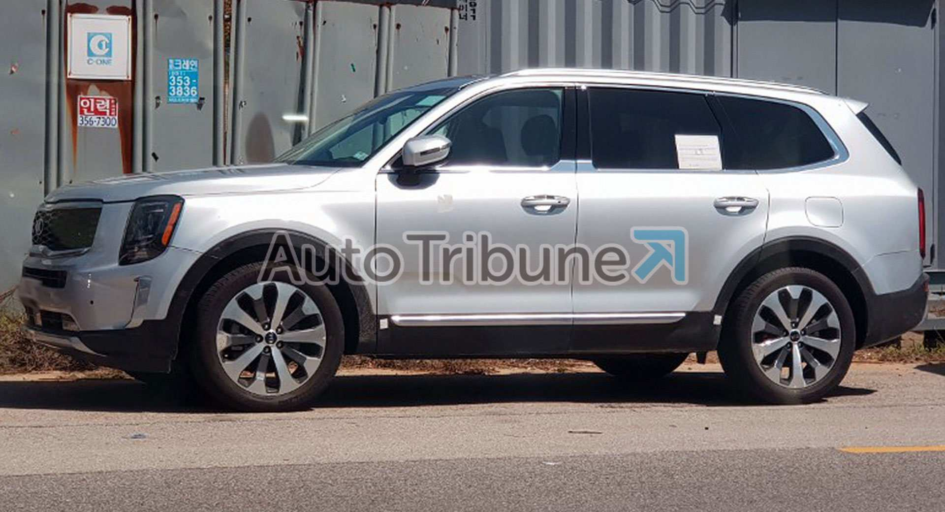 42 New Telluride Kia 2019 Specs And Review