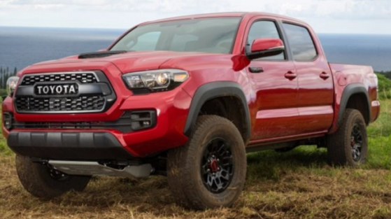42 New Toyota Tacoma Hybrid 2020 Picture