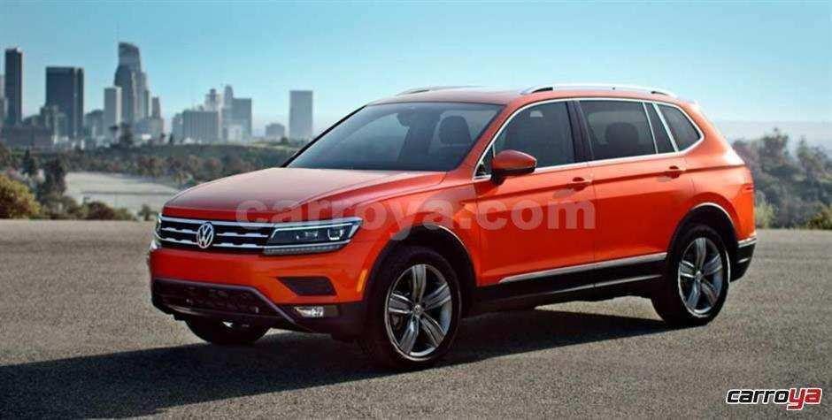 42 New Volkswagen 2019 Colombia Redesign And Review