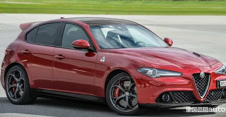 42 The 2019 Alfa Romeo Giulietta Spesification
