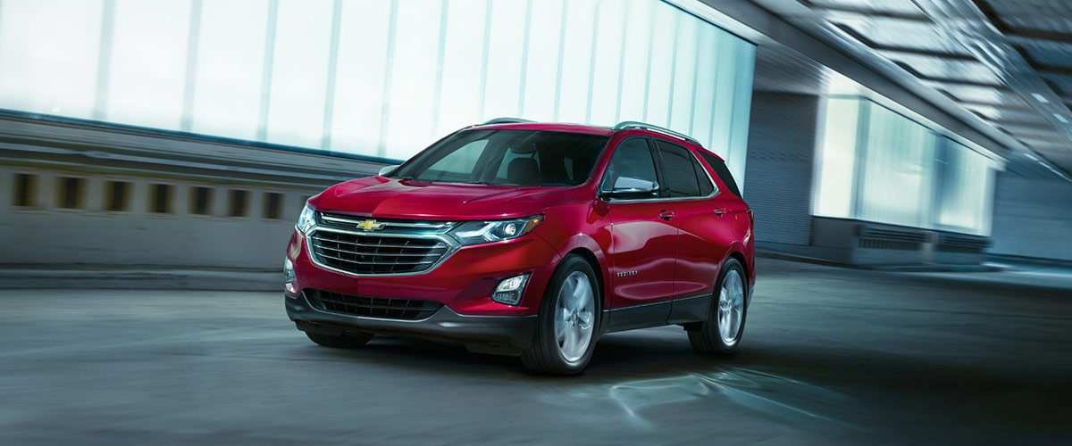 42 The 2019 All Chevy Equinox Ratings