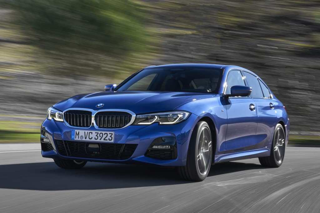 42 The 2019 BMW 3 Series Brings Pricing
