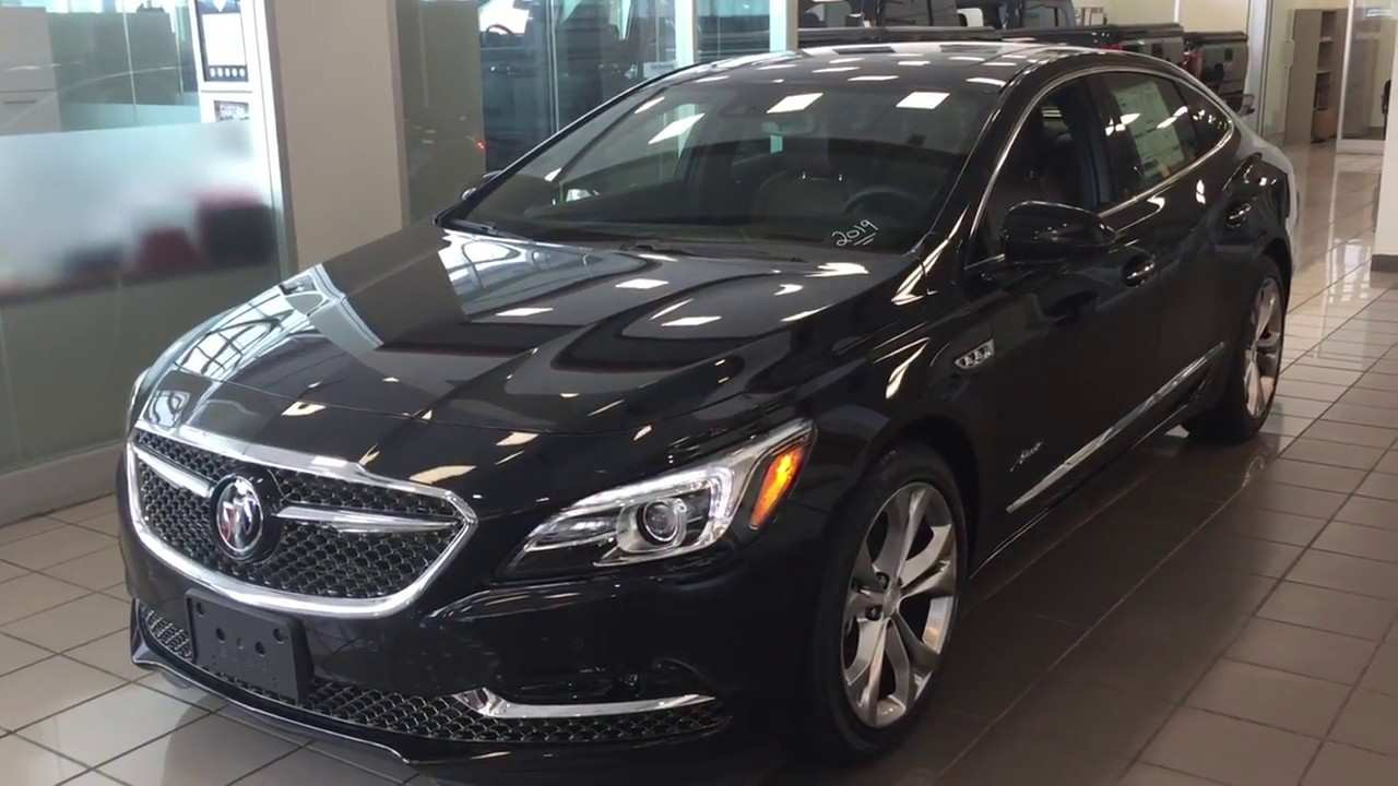 42 The 2019 Buick LaCrosse Prices