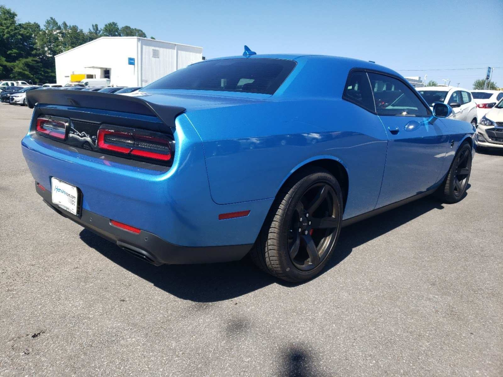 42 The 2019 Dodge Challenger Hellcat Concept And Review