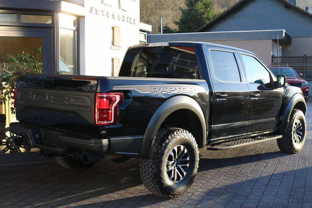 42 The 2019 Ford F150 Raptor Model