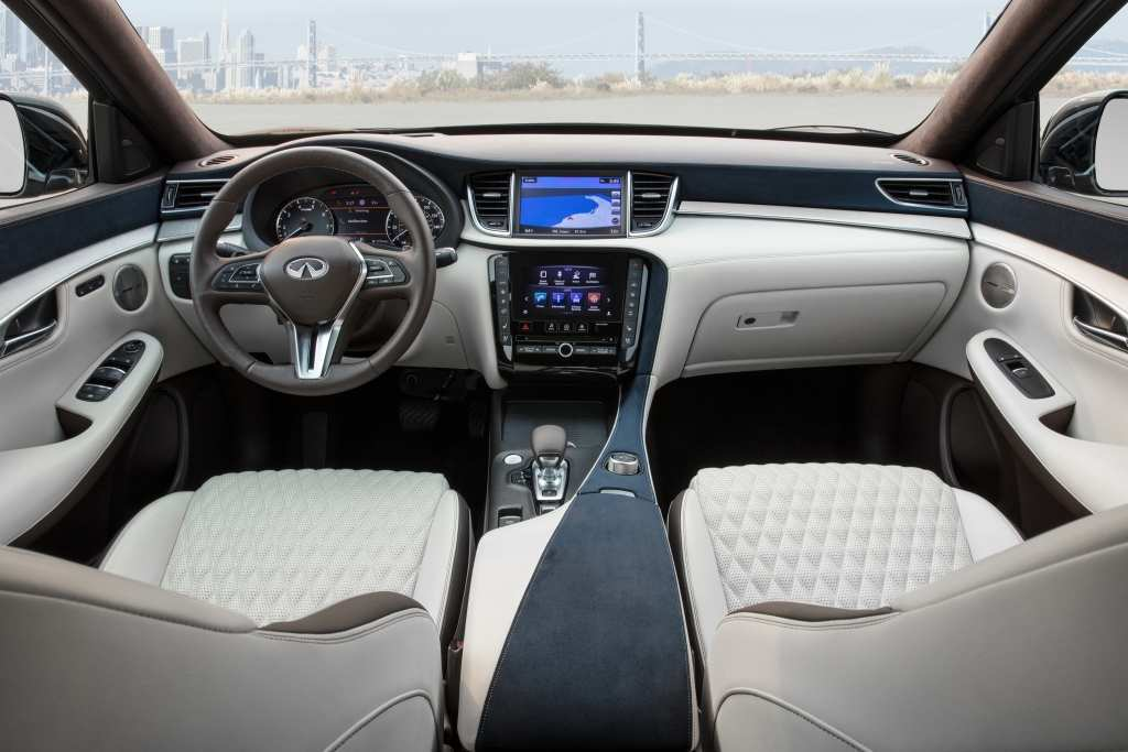 42 The 2019 Infiniti Interior Pricing
