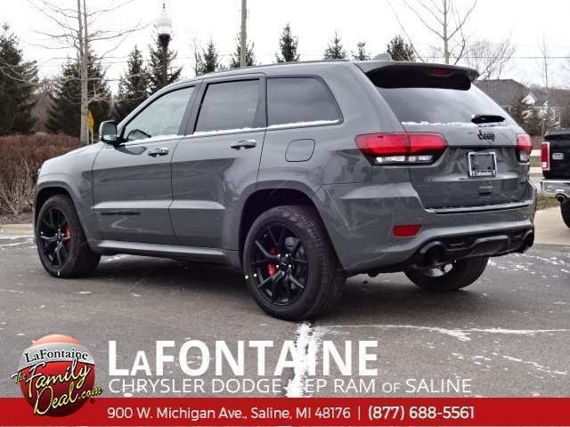 42 The 2019 Jeep Grand Cherokee Srt8 Exterior And Interior