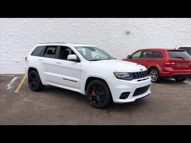 42 The 2019 Jeep Grand Cherokee Srt8 Picture