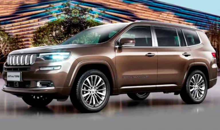 42 The 2019 Jeep Grand Wagoneer New Model And Performance