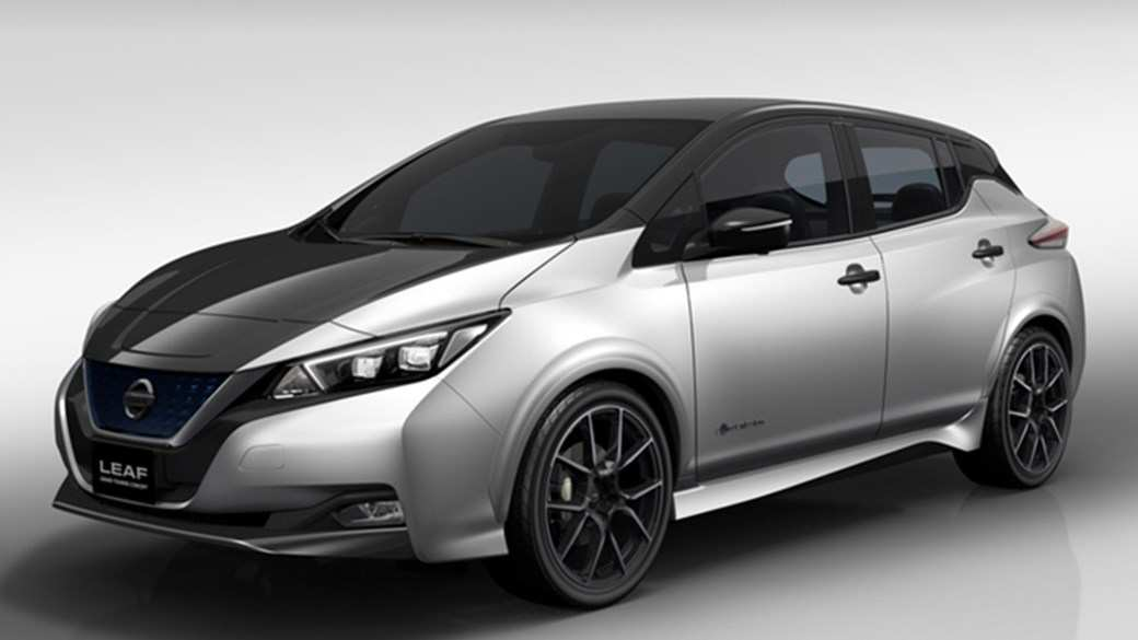 42 The 2019 Nissan Leaf Review Overview