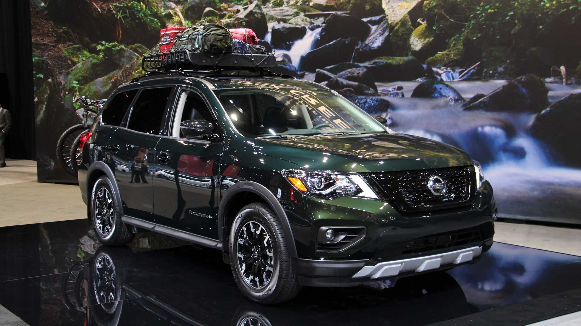 42 The 2019 Nissan Pathfinder Pictures