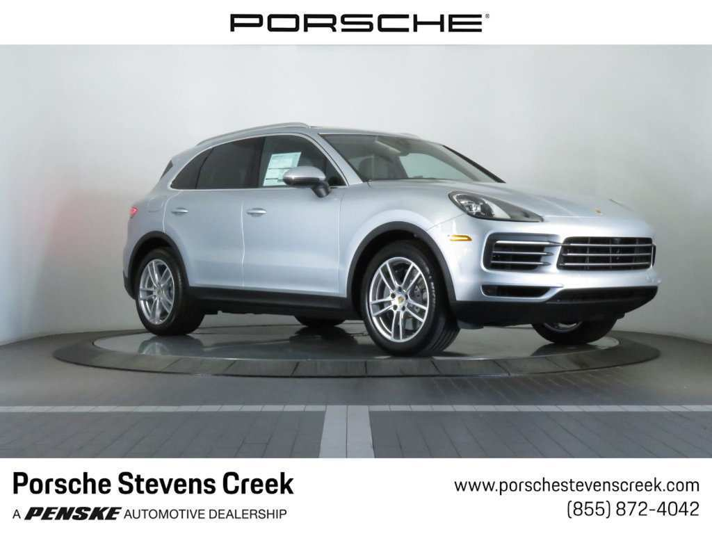 42 The 2019 Porsche Cayenne Spy Shoot