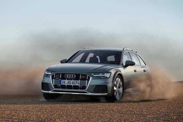 42 The 2020 Audi A6 Redesign