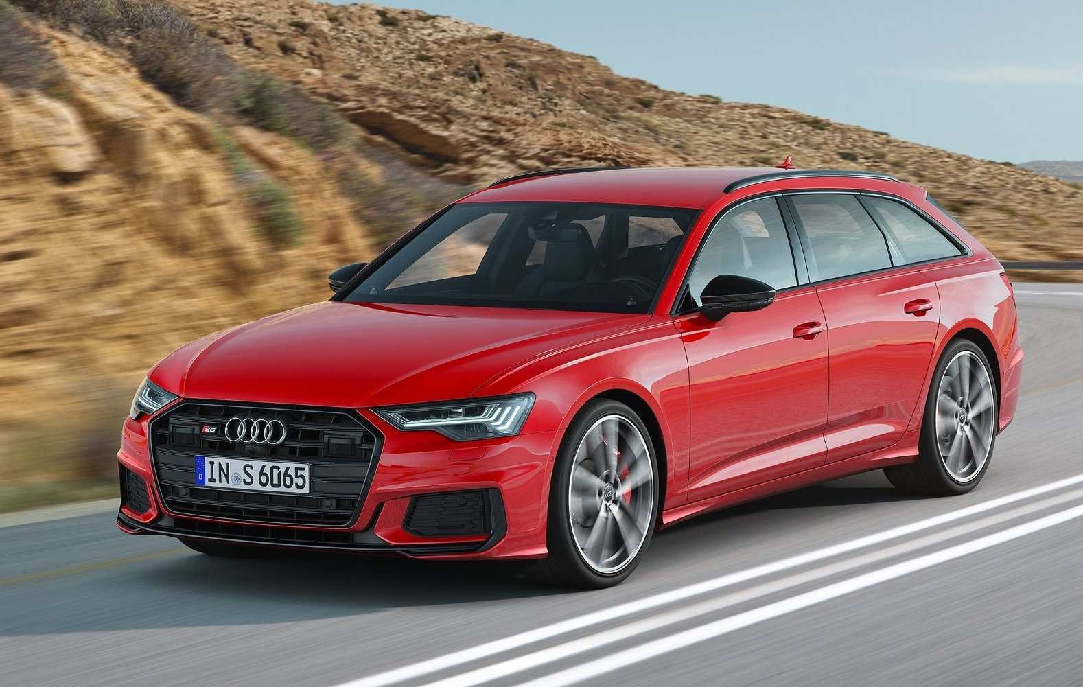 42 The 2020 Audi S6 Redesign