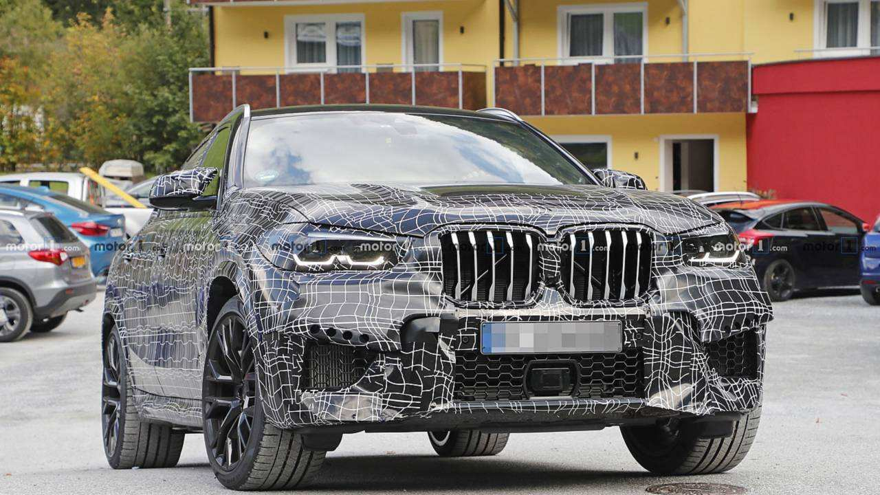 42 The 2020 BMW X6 Release Date New Model And Performance