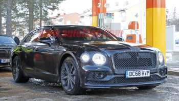42 The 2020 Bentley Flying Spur New Concept