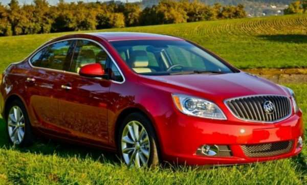 42 The 2020 Buick Verano Review And Release Date