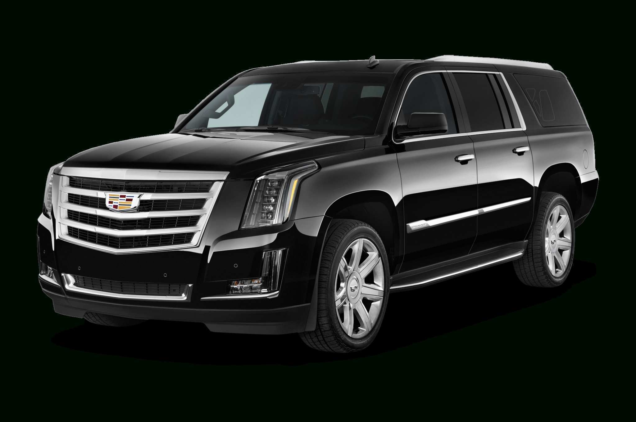 42 The 2020 Cadillac Escalade V Ext Esv Performance And New Engine