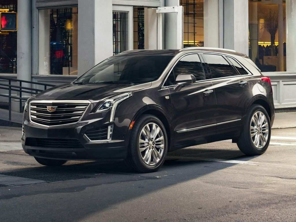 42 The 2020 Cadillac SRXSpy Photos Rumors