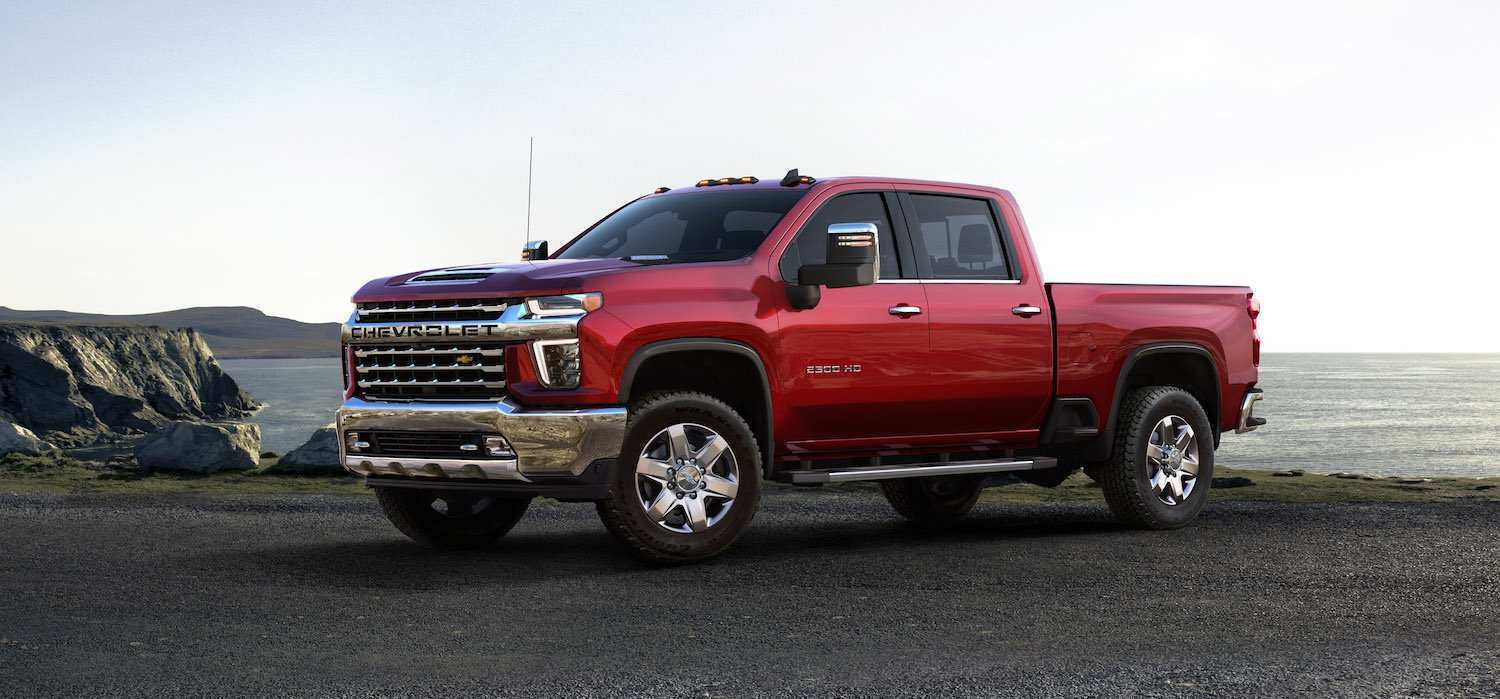 42 The 2020 Chevy Silverado 1500 2500 Overview