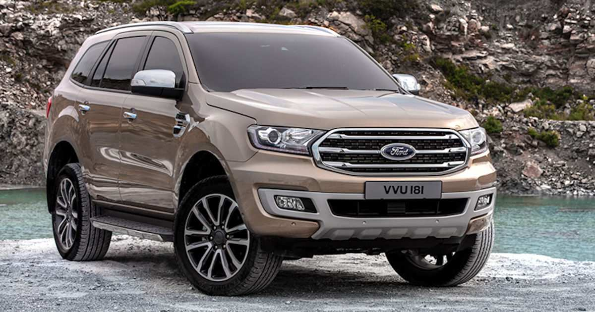 42 The 2020 Ford Everest Rumors