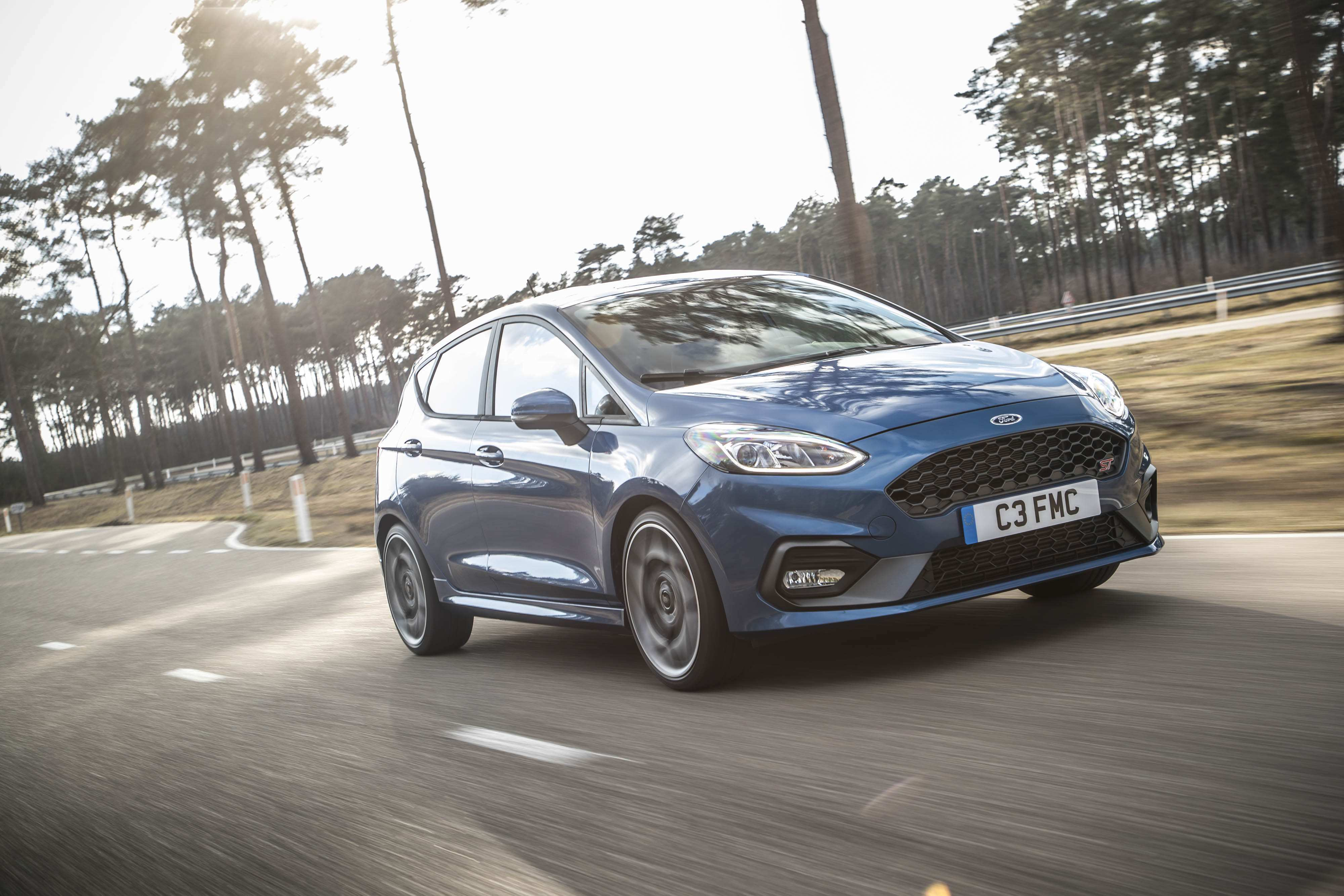42 The 2020 Ford Fiesta St Rs Speed Test