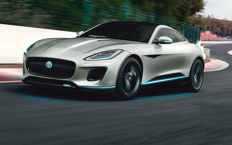 42 The 2020 Jaguar F Type Model