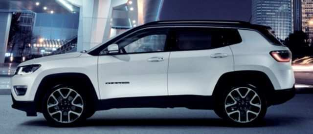 42 The 2020 Jeep Compass Redesign And Review