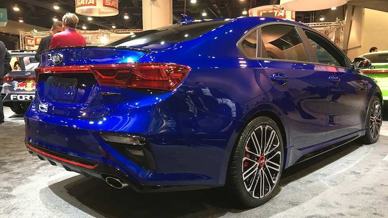 42 The 2020 Kia Forte Hatchback Photos