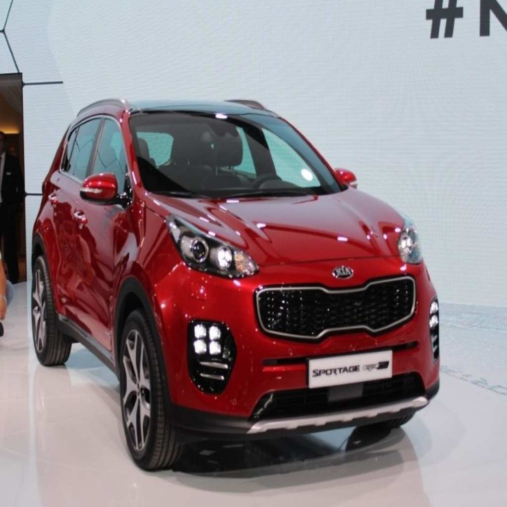 42 The 2020 Kia Sportage Review Release Date And Concept