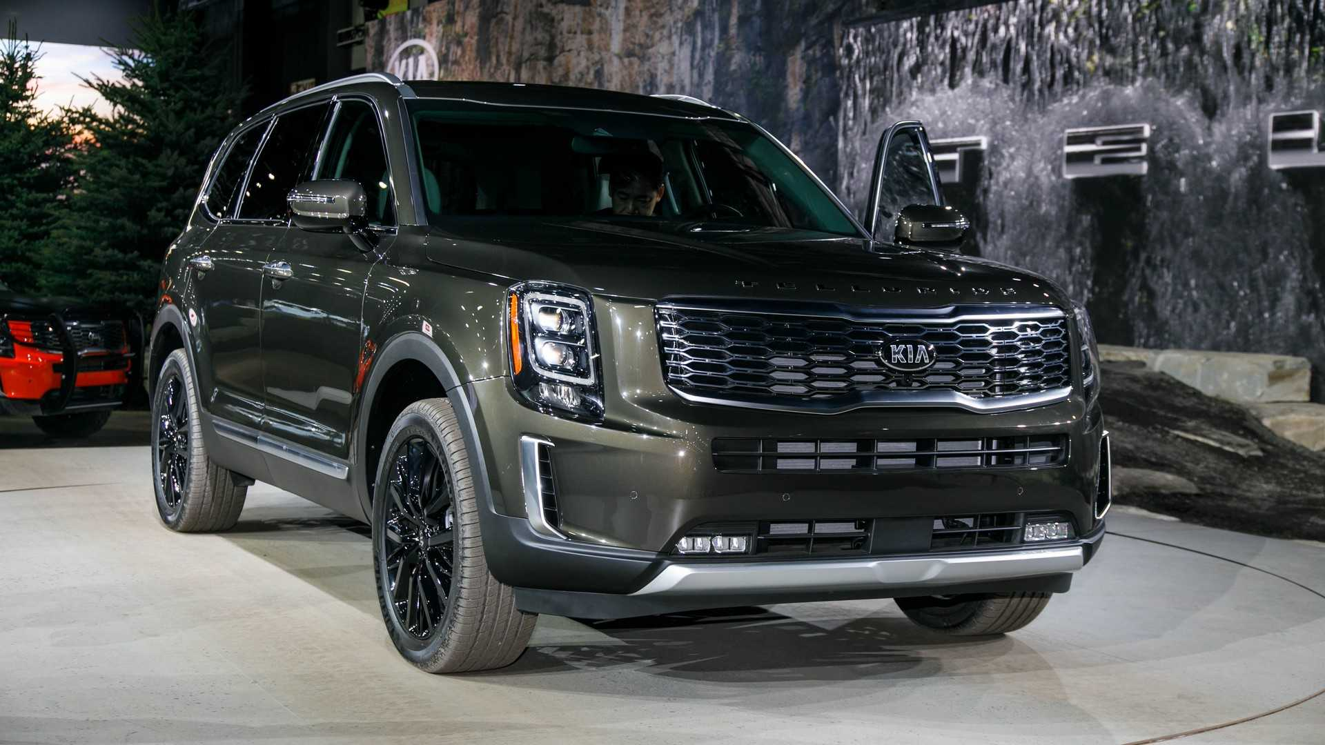 42 The 2020 Kia Telluride Images Release Date And Concept