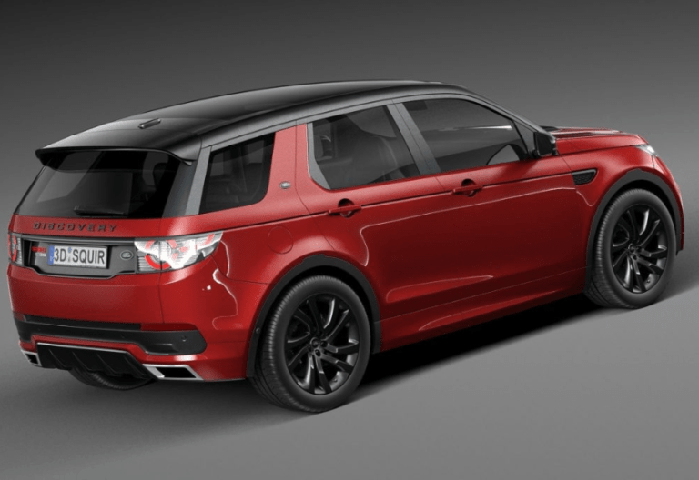 42 The 2020 Land Rover Discovery Redesign And Review