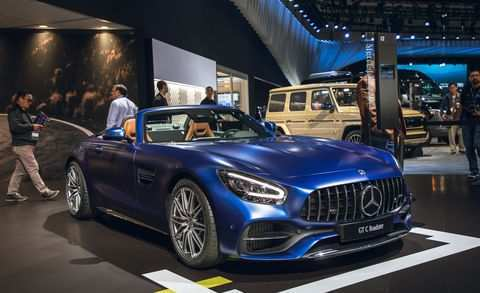 42 The 2020 Mercedes AMG GT Price Design And Review