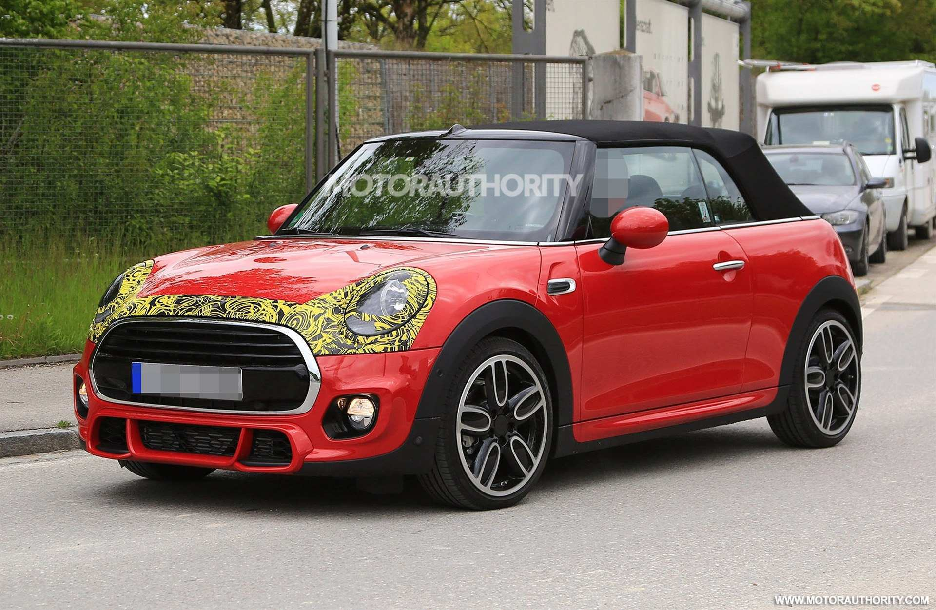 42 The 2020 Mini Cooper Convertible S Redesign And Concept