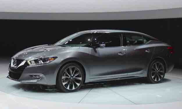 42 The 2020 Nissan Maxima New Concept