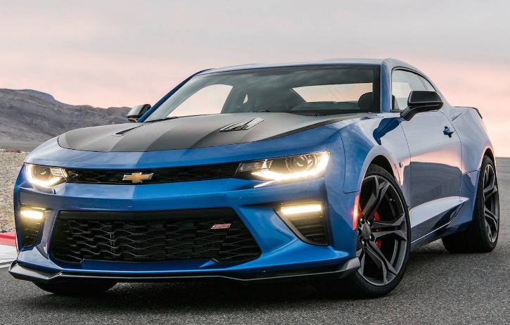 42 The 2020 The All Chevy Camaro Spesification