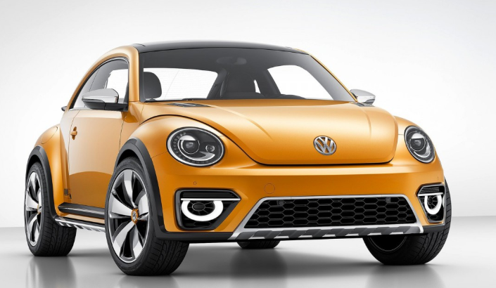 42 The 2020 Volkswagen Beetle Dune Concept